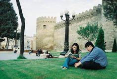 City square, Baku, Azerbaijan Baku Azerbaijan, Some Pictures, Dolores Park, City, Travel, Viajes, Cities, Destinations, Traveling