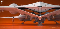 The AIPAC Drone / Grey Shader Studio Shots by Christian Grajewski | Transport | 3D | CGSociety