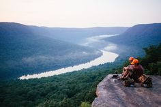 From the best local hiking trails, to the top places for refueling afterwards, here's our list of 50 outdoor things to do in Chattanooga.