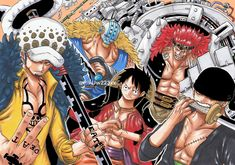 One Piece Manga, Nami One Piece, One Piece Fanart, Luffy X Nami, Zoro, I M Gonna Be, Ace And Luffy, Best Anime Shows, Character Design