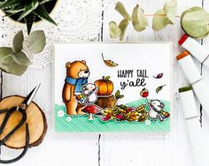 STAMPtember® Exclusive Neat & Tangled Collaboration: Hello Pumpkin - Simon Says Stamp Blog