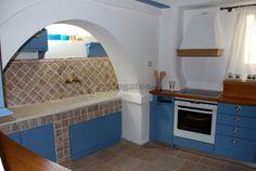 Nereids House - Sklavoi - Kitchen - www.mistsa.com