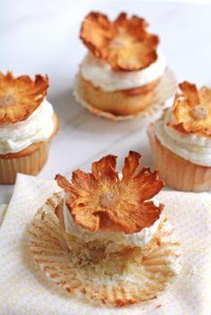 Grandbaby Cakes: Pineapple Upside Down Cupcakes