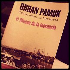 #orhanpamuk el museo de la inocencia ♥