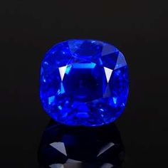 EXTREMELY RARE kashmir sapphire - Google I like this colour of the Kashmir Sapphires more than any other gem.