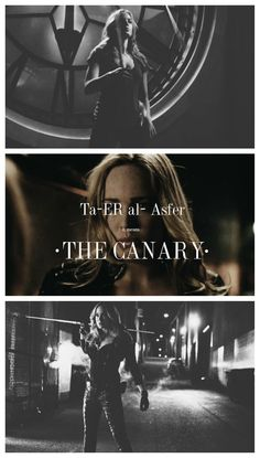 Arrow - Sara Lance #Season2