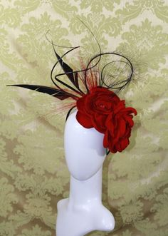 Ladies Hats and Fascinators - Terence Gregory. #fascinator #ideas