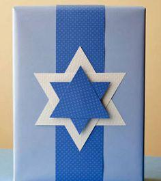Hanukkah Gift Wrap
