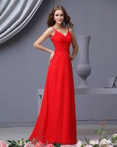 Perfect Dark Red Floor Length Dress   Google Search | My Closet | Pinterest | Red  Floor, Red Bridesmaids And Floor Length Dresses