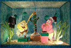 Navidad 2012/13  #modainfantil #bebé #ropabebé #bobesponja #escaparates