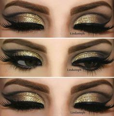 Golden black <3