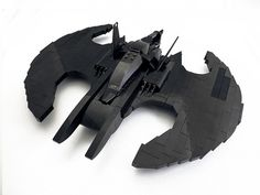 89 Burton Batwing - Brent Waller Cool Lego, Cool Toys, Awesome Lego, Painted Glass Bottles, Lego Gifts, Lego Activities, Space Toys, Lego Worlds, Lego Dc