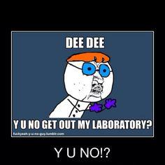 Dexter's laboratory was a favorite of mine.