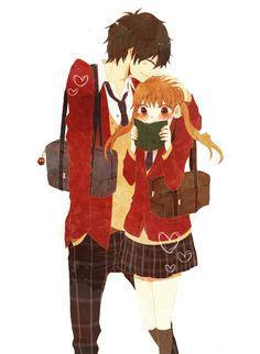 Haru and Shizuku~ My little monster