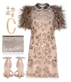 """""""Birds of a feather"""" by shanas on Polyvore featuring Valentino, Jimmy Choo and Vita Fede"""