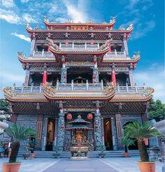 Afbeeldingsresultaat voor ching fu temple taipei