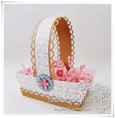 Ina's Place Invitations & Party Supplies: Dulceros - Sweet Candy Boxes - Handmade.
