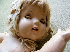 Baby Doll by assemblage333 on Etsy, $20.00