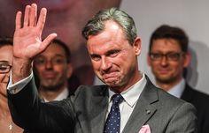 Το Κουτσαβάκι: Ο   Norbert Hofer κερδίζει  με  51. 9%   τις εκλογ...