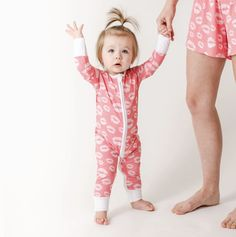 Simple Girl, Childhood Cancer, Baby Grows, Toddler Outfits, Warm And Cozy, Snug Fit, Pajama Set, Little Ones, Kids Fashion
