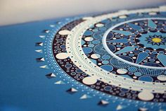 FFFFOUND! | Mandalas on the Behance Network