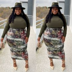 Thick Girl Fashion, Plus Size Fashion For Women, Curvy Women Fashion, Plus Fashion, Really Cute Outfits, Cute Comfy Outfits, Stylish Outfits, Fashion Outfits, Curvy Girl Outfits