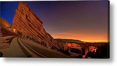 Red Rocks Amphitheater, home sweet home!