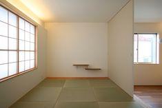 建具で閉じることのできる和室