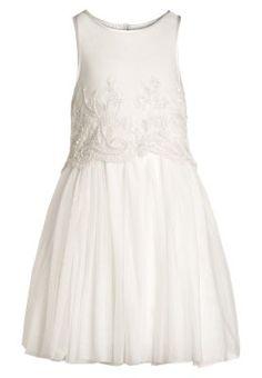 Tüllkleider versprühen einen herrlich festlichen Charme. Derhy CARMEN - Cocktailkleid / festliches Kleid - blanc für 79,95 € (18.02.16) versandkostenfrei bei Zalando bestellen.