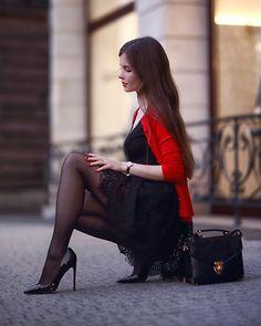 More looks by Ariadna Majewska: http://lb.nu/ariadna92  #elegant #retro #romantic
