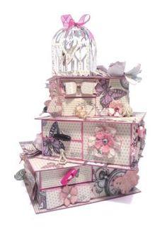 Trinket Box - Pink