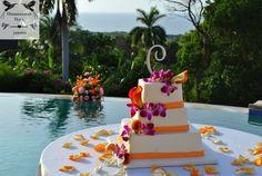 carribean wedding bouquet | Jamaica destination wedding tropical island style destination wedding ...