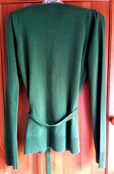 E-vie Made with Love Green Knittwear Cardigan Sweatshirts Jacket Size 10-12 UK in Clothes, Shoes & Accessories, Women's Clothing, Jumpers & Cardigans | eBay!