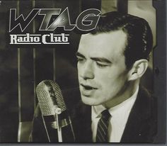 WTAG Radio Club By Various Artists (1995,CD) Promotional CD Sampler