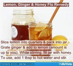Allergy Sore Throat Remedy