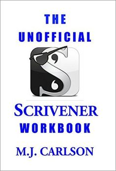 The Unofficial Scrivener Workbook  4 stars