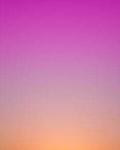 Recreating memories of sunsets by Eric Cahan. New in the Color Objects webmag!