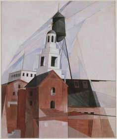 In the Provence 2 by Charles Demuth