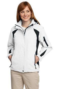 Port Authority - Ladies All-Season II Jacket. Port Authority. $66.68