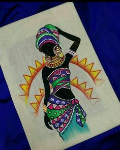 30 Easy Abstract Dot Art Painting For Beginners is part of Girly Tattoo drawings Sweets - If you too are a fan of this genre then checking out the undermentioned ideas for Easy Abstract Dot Art Painting For Beginners would be the best Painting & Drawing, Dot Art Painting, Fabric Painting, Painting Abstract, Madhubani Art, Madhubani Painting, Kalamkari Painting, Diy Art Projects Canvas, Diy Projects