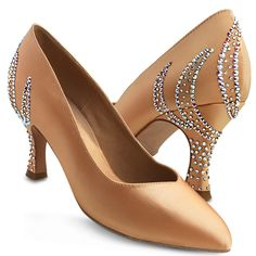 BeSparkle Crystallized Design SH551|Dance Shoes