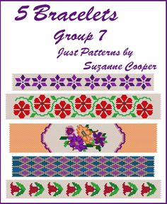 Free Loom Bead Patterns | The Seed Bead Pattern Store!, Loom and Peyote Patterns for Delica