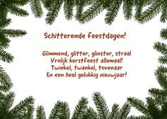 Christmas Text, Christmas Wishes, Christmas And New Year, Christmas Diy, Merry Christmas, Xmas, Chrismas Cards, Learn Dutch, Dutch Quotes