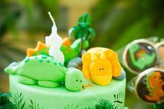 Bolo Dinossauros / Dinossaurs Cake