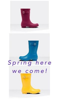 8f0b9164abb ... pair like these  hunterboots  rainboots  springshoes  spring   springboots  ad  shoes  womansfashion  springoutfits  falloutfits  hunger   springcolors