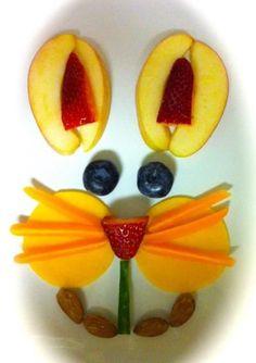 Creaciones originales con frutas