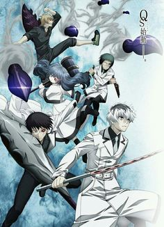 Tokyo Ghoul:re Tellement hâte !!!