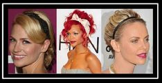 17 Υπέροχα χτενίσματα με κορδέλα!   ediva.gr Crown, Hair, Fashion, Moda, Corona, Fashion Styles, Fashion Illustrations, Crowns, Strengthen Hair