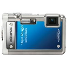 Olympus Stylus Tough 8010 Digital Camera with Wide Angle Zoom and 27 inch LCD Silver Old Model *** You can find more details by visiting the image link. Best Digital Camera, Best Camera, Digital Cameras, Perfect Camera, Cameras Nikon, Waterproof Camera, Point And Shoot Camera, Old Models, Photography Equipment