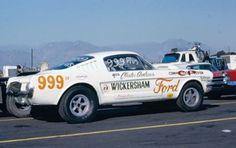 Wickersham Ford Fastback Mustang